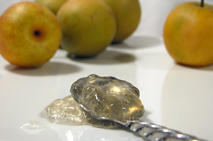 Asian Pear Jelly